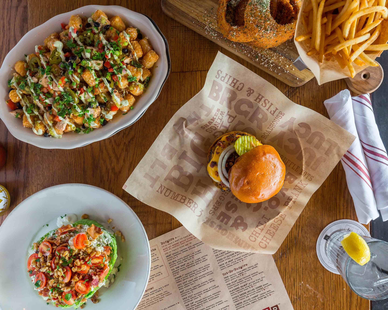 BRGR Kitchen + Bar   Power & Light KC a domicilio en Kansas City ...