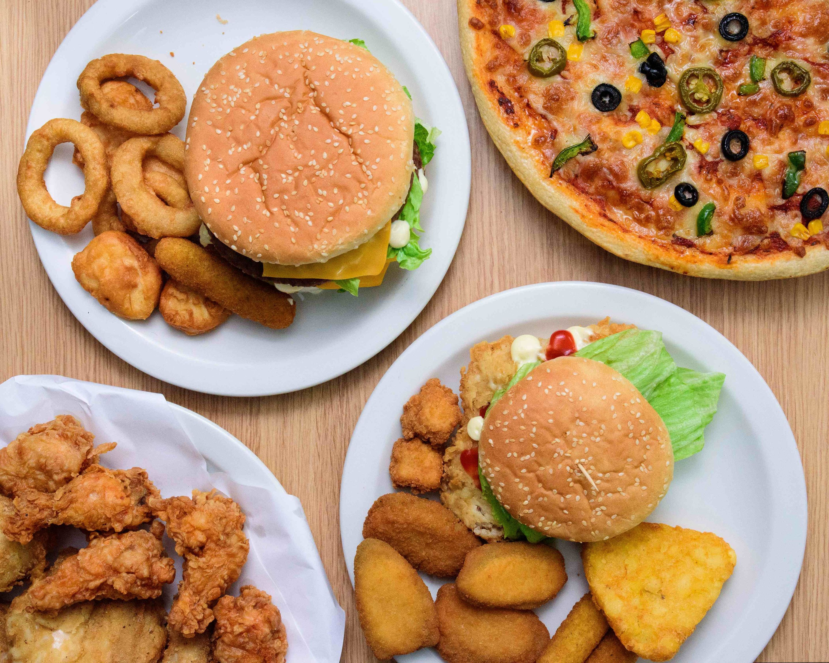 Sss Chicken Pizza Delivery Ilford Uber Eats