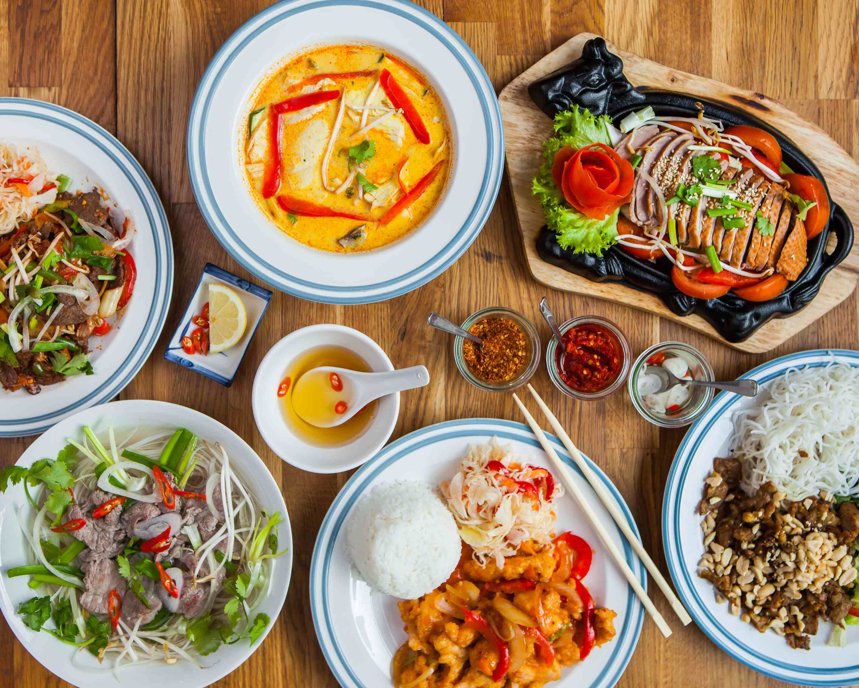 Dostawa Z Restauracji Thai Long Warszawa Uber Eats