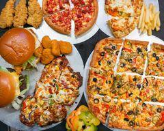 Gino's Square Pizza & Chicken Parmesan