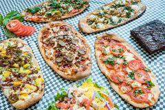 Pizza @ Lake Eola