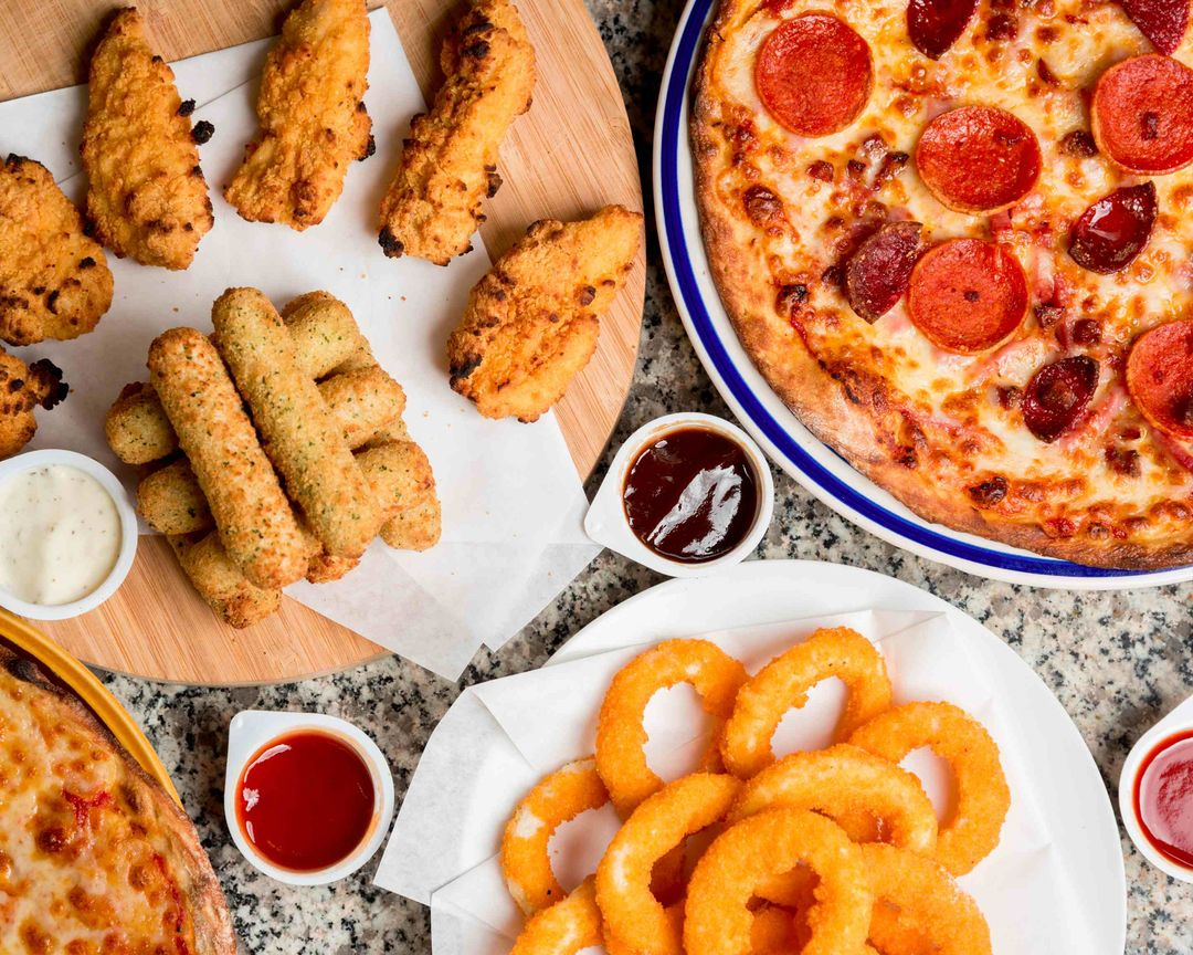 Tops Pizza Hillingdon Delivery Uxbridge Uber Eats