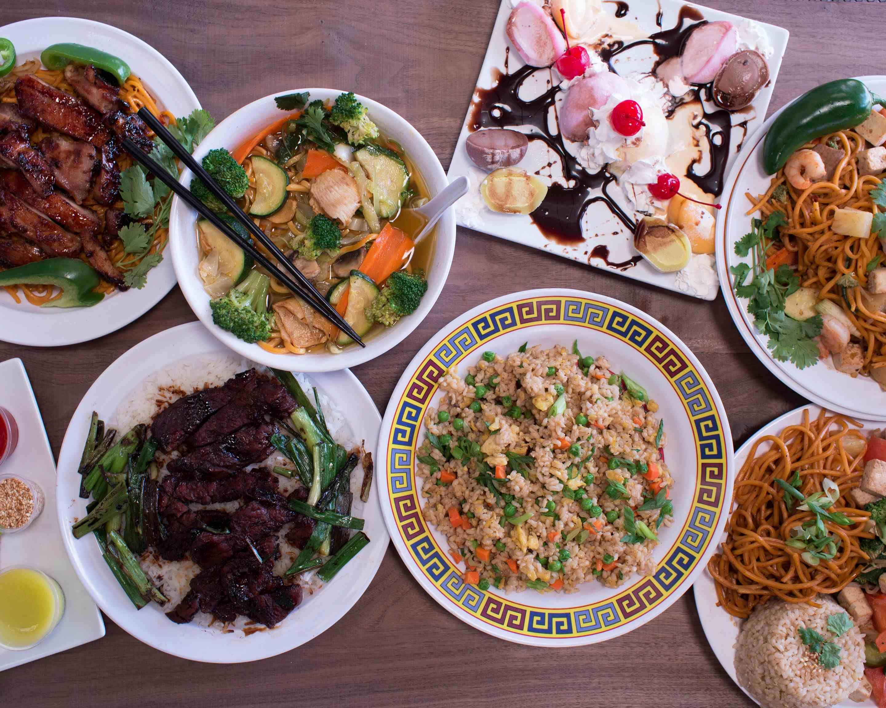 Fresh Mongolian Bbq And Grill Delivery Los Angeles Uber Eats