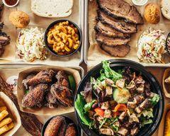 Jerk. Jamaican Barbecue