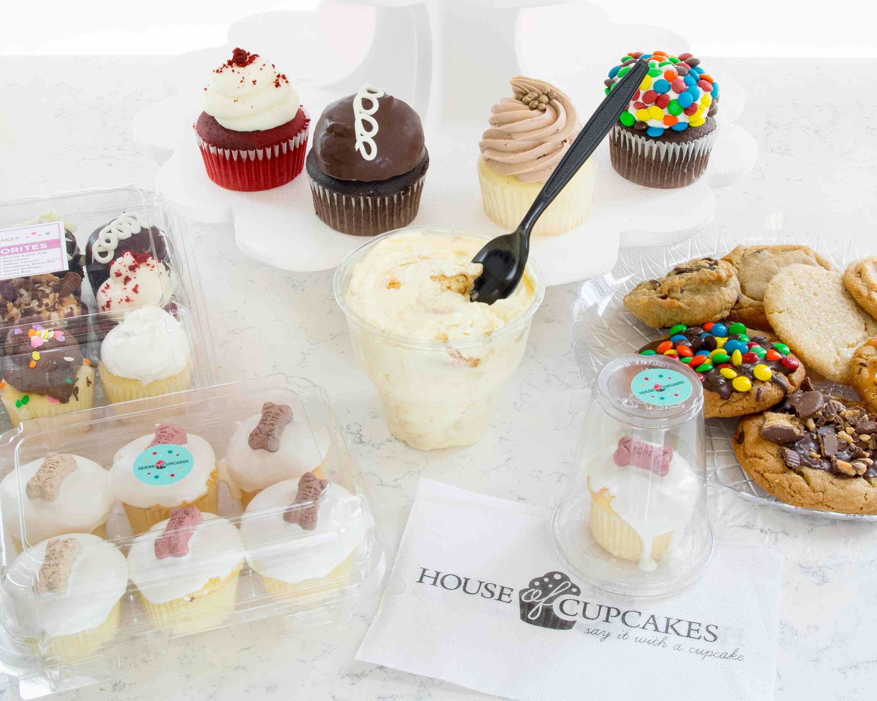 House Of Cupcakes Delivery