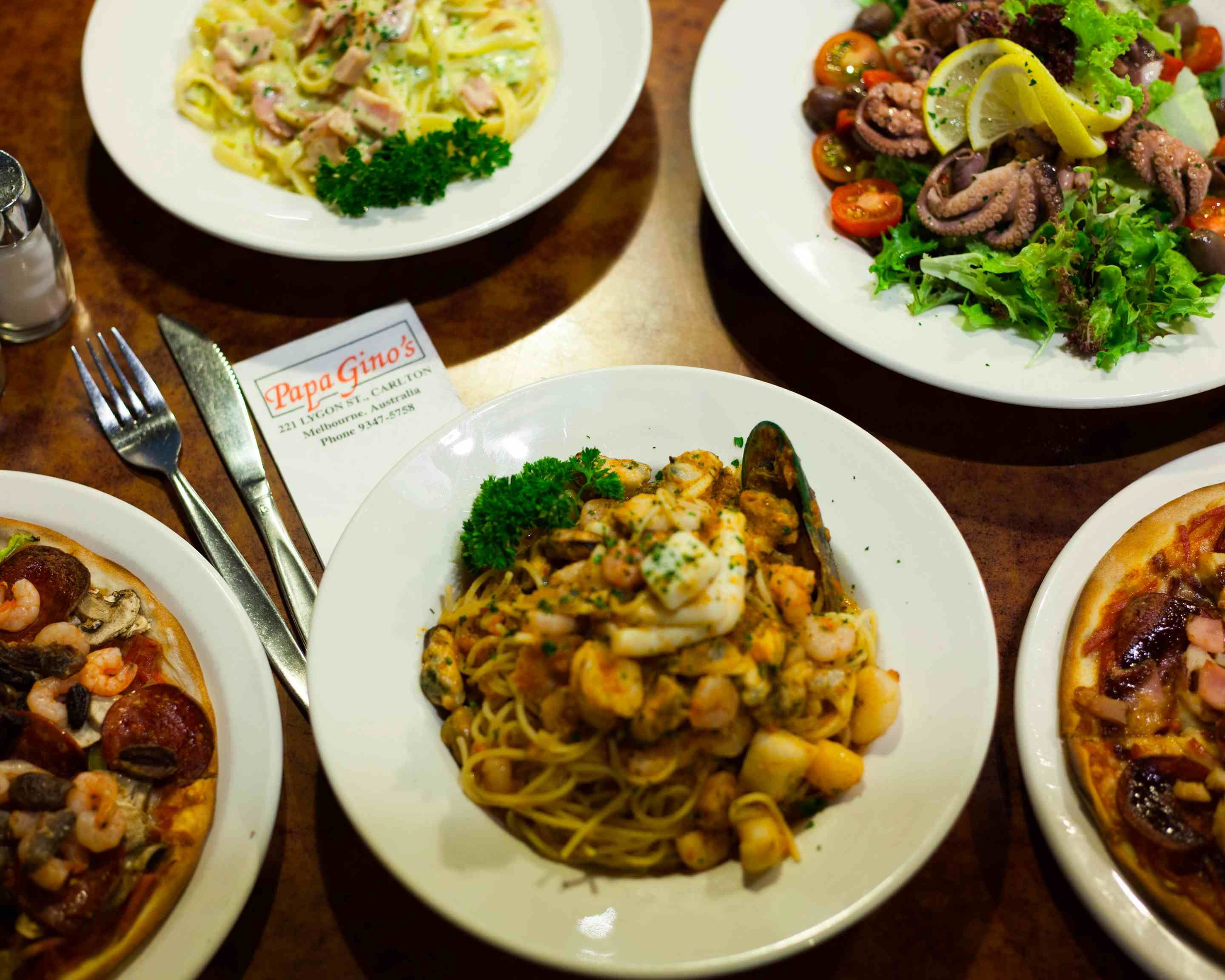 Papa Gino S Takeaway In Melbourne Delivery Menu Prices Uber Eats A free inside look at company reviews and salaries posted anonymously by employees. papa gino s takeaway in melbourne