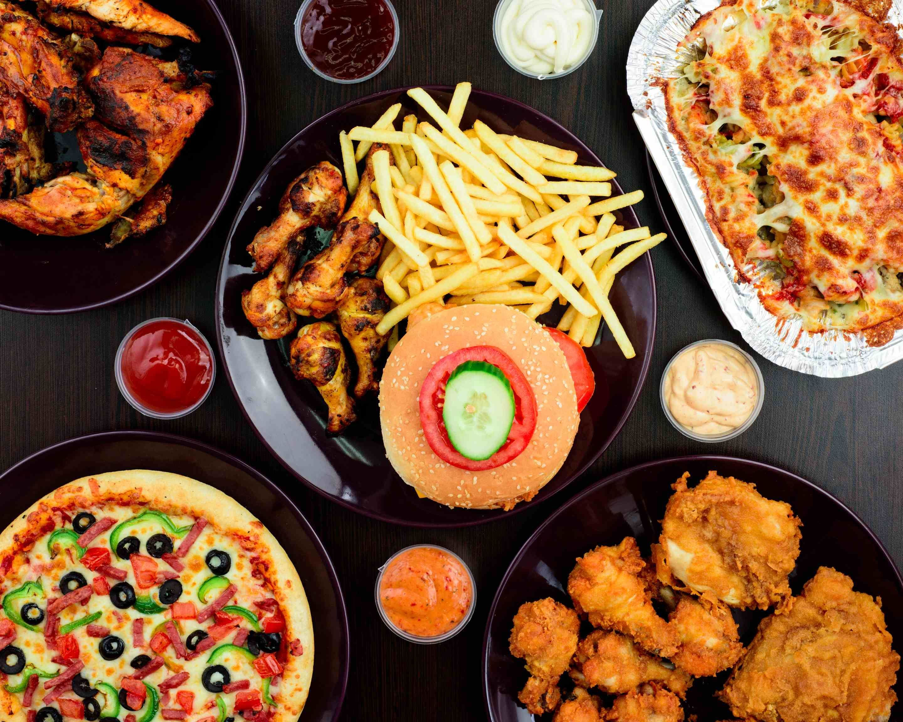 Munchies Fried Chicken Pizza Delivery Ilford Uber Eats