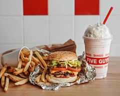 Five Guys TX-0653 1211 Del Mar Blvd