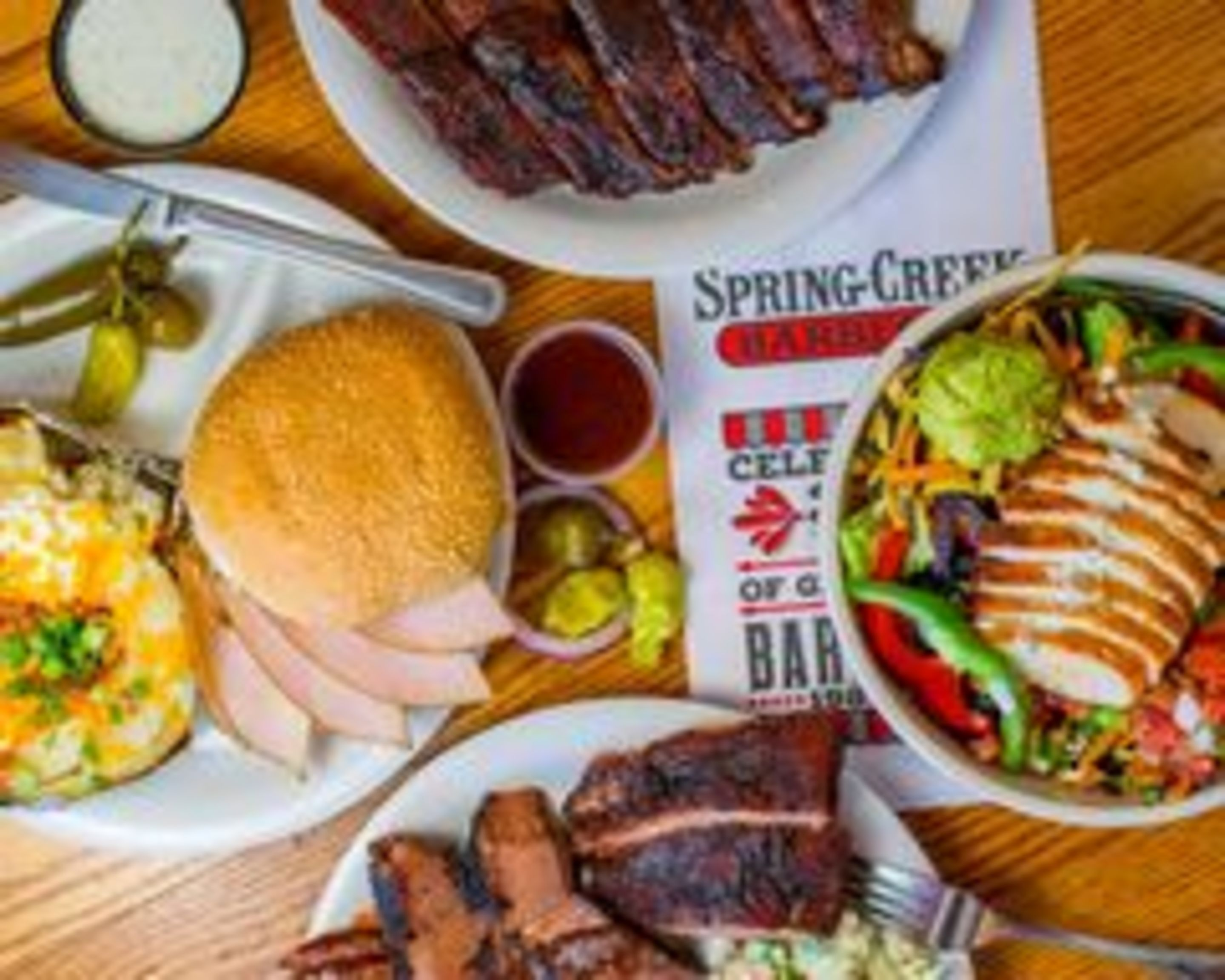 Spring Creek Barbeque 3608 S Cooper St Delivery