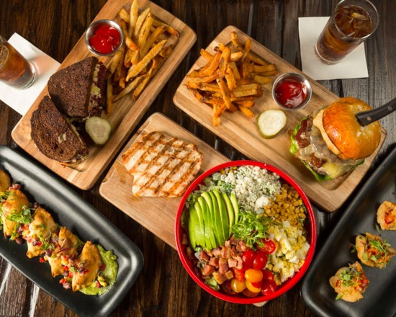 The Social House Delivery | Arlington | Uber Eats