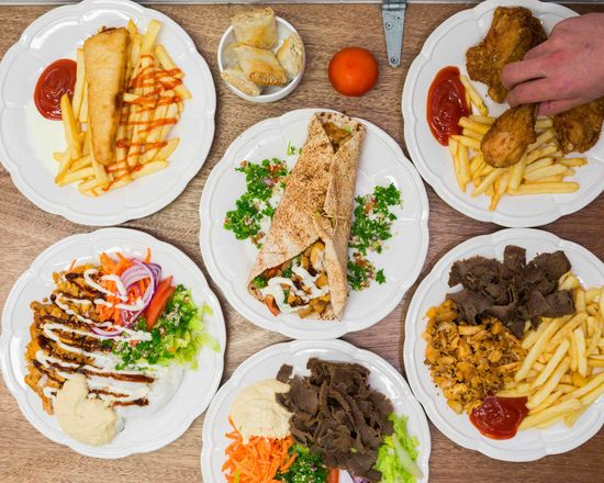 Halal Delivery Near Me Halal Restaurants Uber Eats