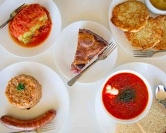 Soup & Sausage Bisto