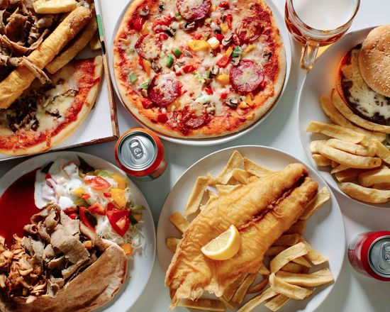 Fast Food Delivery In Edinburgh Order Fast Food Takeaway From The Best Restaurants Uber Eats