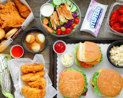Texas Chicken & Burgers - Harlem (Malcolm X Blvd)