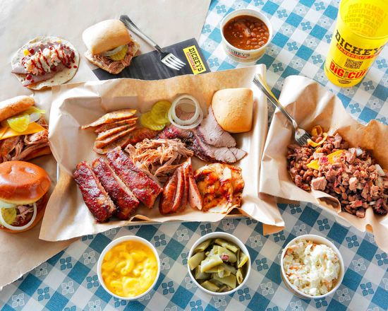 Dickey's Barbecue Restaurants, Inc.  (3716 Liberty Street)