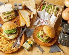 バーガーキッチン チャティチャティ Burger Kitchen Chatty Chatty