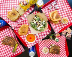 Toasty's Grilled Cheese & Salad Bar