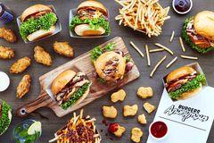 Burgers Anonymous X Hopstix