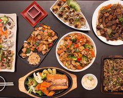 Yakissoba Mix Sushi