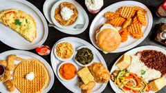 Chicago's Home of Chicken & Waffles (3947 S King Dr)