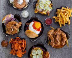Plan Check Kitchen + Bar - Sawtelle