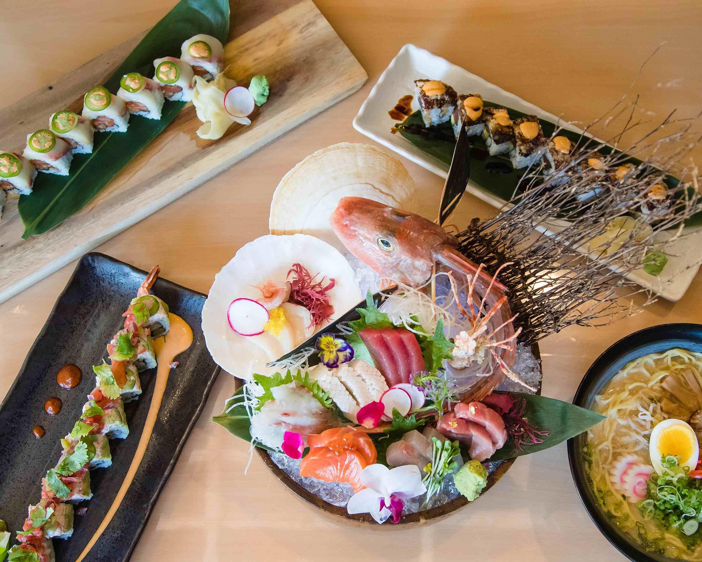 Jonetsu Sushi