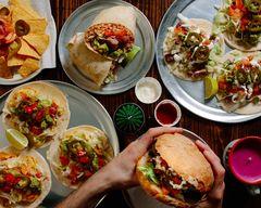 Taco Mazama (Renfield Street)