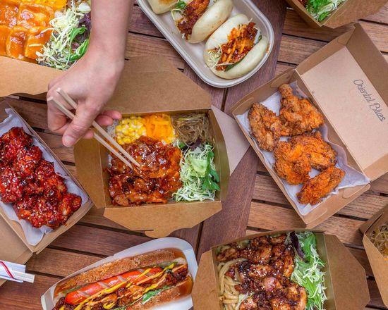 oriental blues capital market delivery wellington uber eats