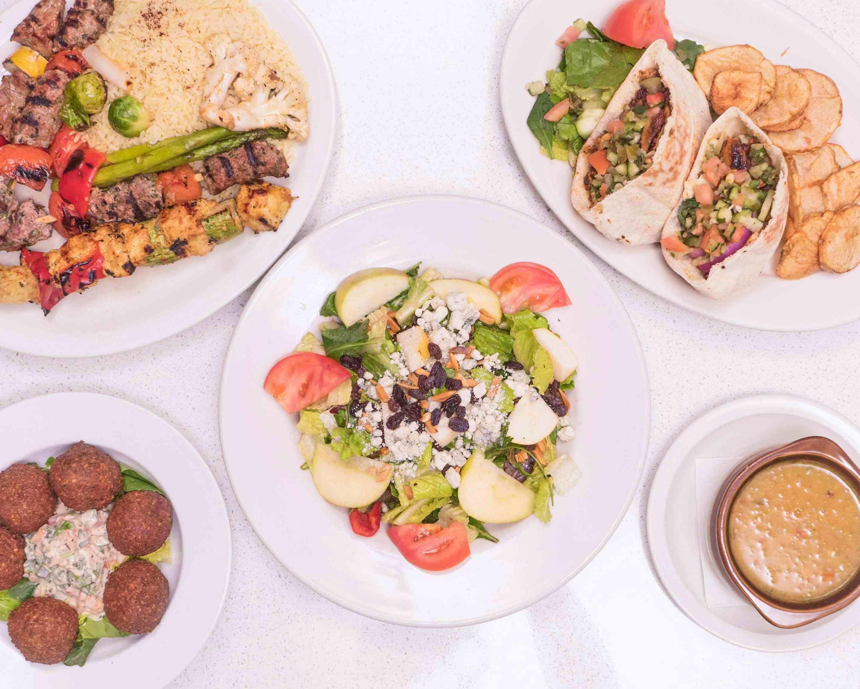 Order Cedars Mediterranean Kitchen Delivery Online Chicago Menu Prices Uber Eats