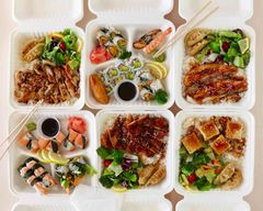 Arigatou Japanese Food To-Go