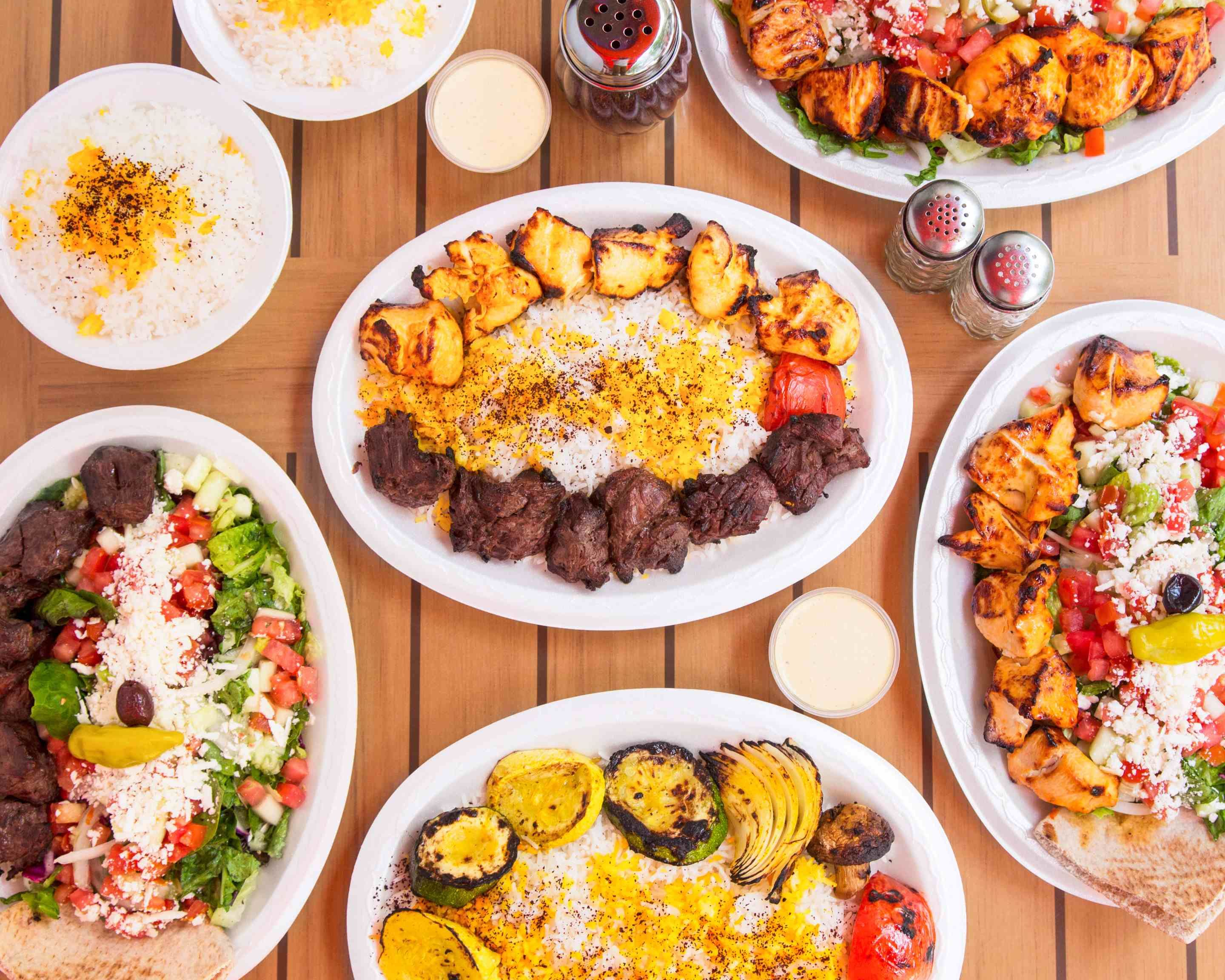 Rice Mediterranean Kitchen South Miami Delivery South Miami