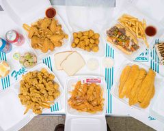Sharks Fish & Chicken (9800 S Halsted)
