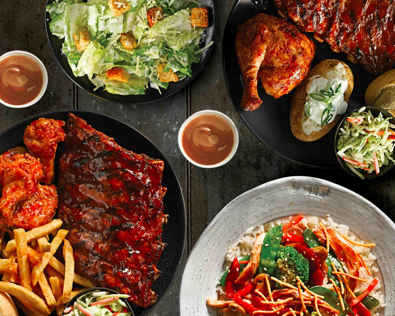 Order Swiss Chalet (Walker Rd) Delivery Online | Windsor | Menu & Prices | Uber Eats