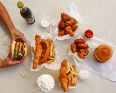 BFF Burgers, Fish, and Fries