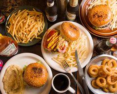 ウーピーゴールドバーガー Whoopi Gold Burger
