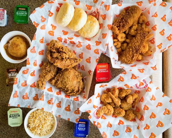 popeyes louisiana kitchen derry mclaughlin delivery toronto uber eats - Popeyes Louisiana Kitchen Spicy Chicken Breast
