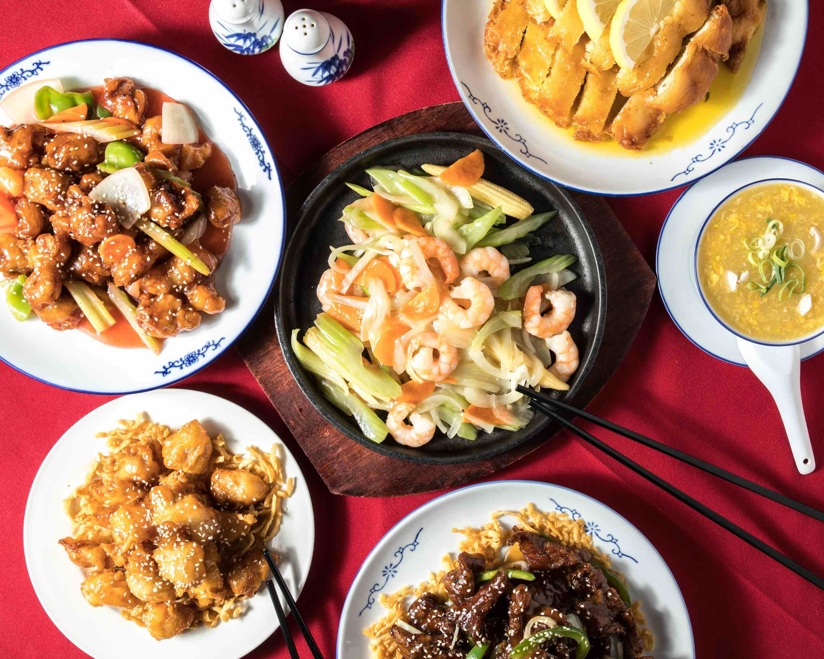 Double Dragon Chinese Restaurant Takeaway In Adelaide Delivery Menu Prices Uber Eats