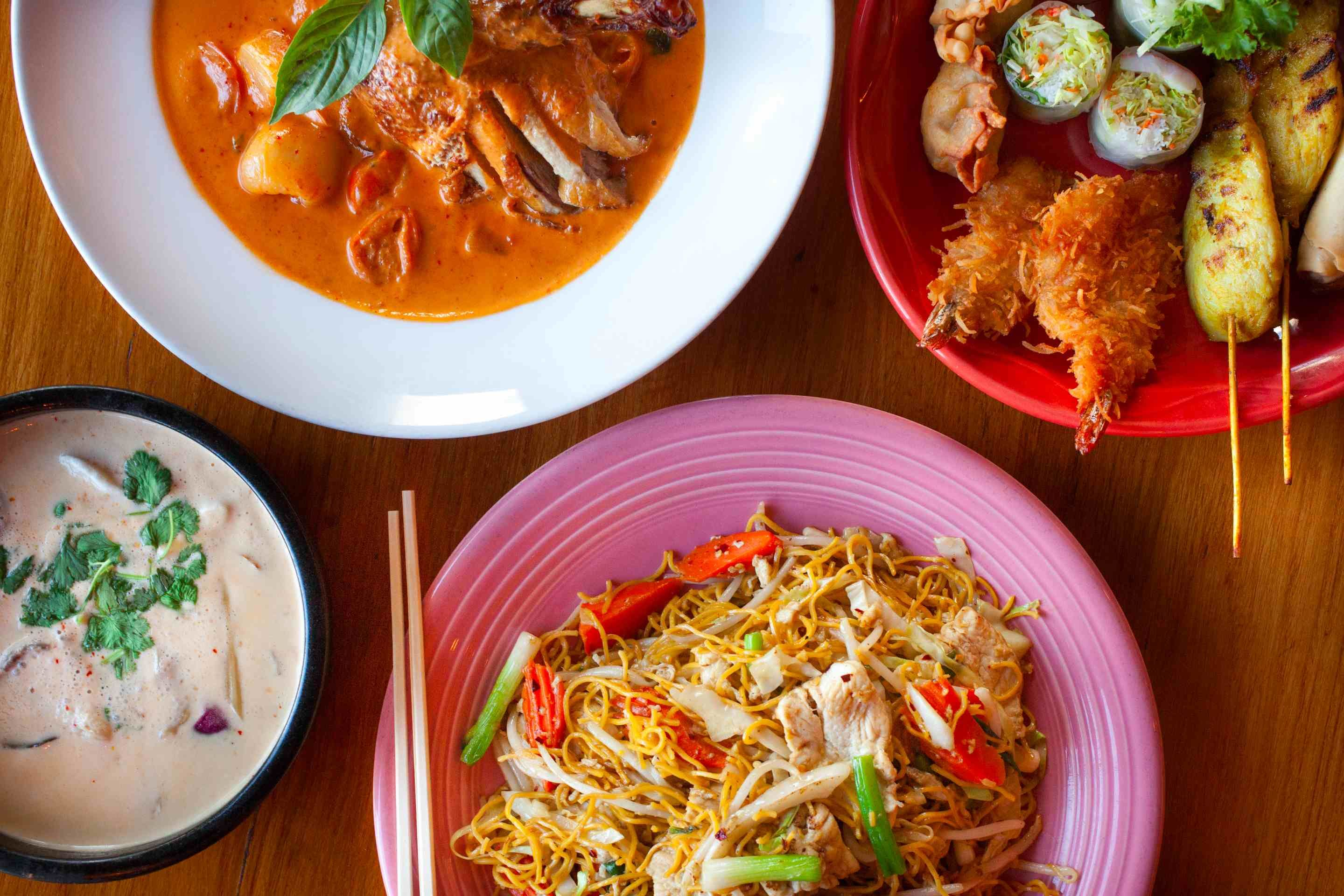 Racha Thai Cuisine Woodinville Delivery Seattle Uber Eats
