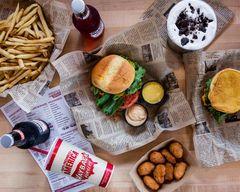Wayback Burgers (Bryan)