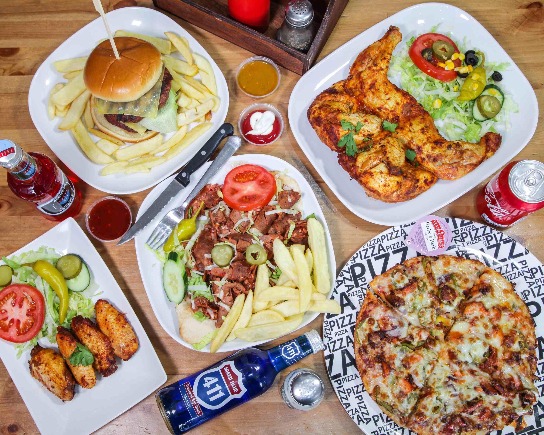 Big Mamas Pizza Grill Halal Delivery Ilford Uber Eats