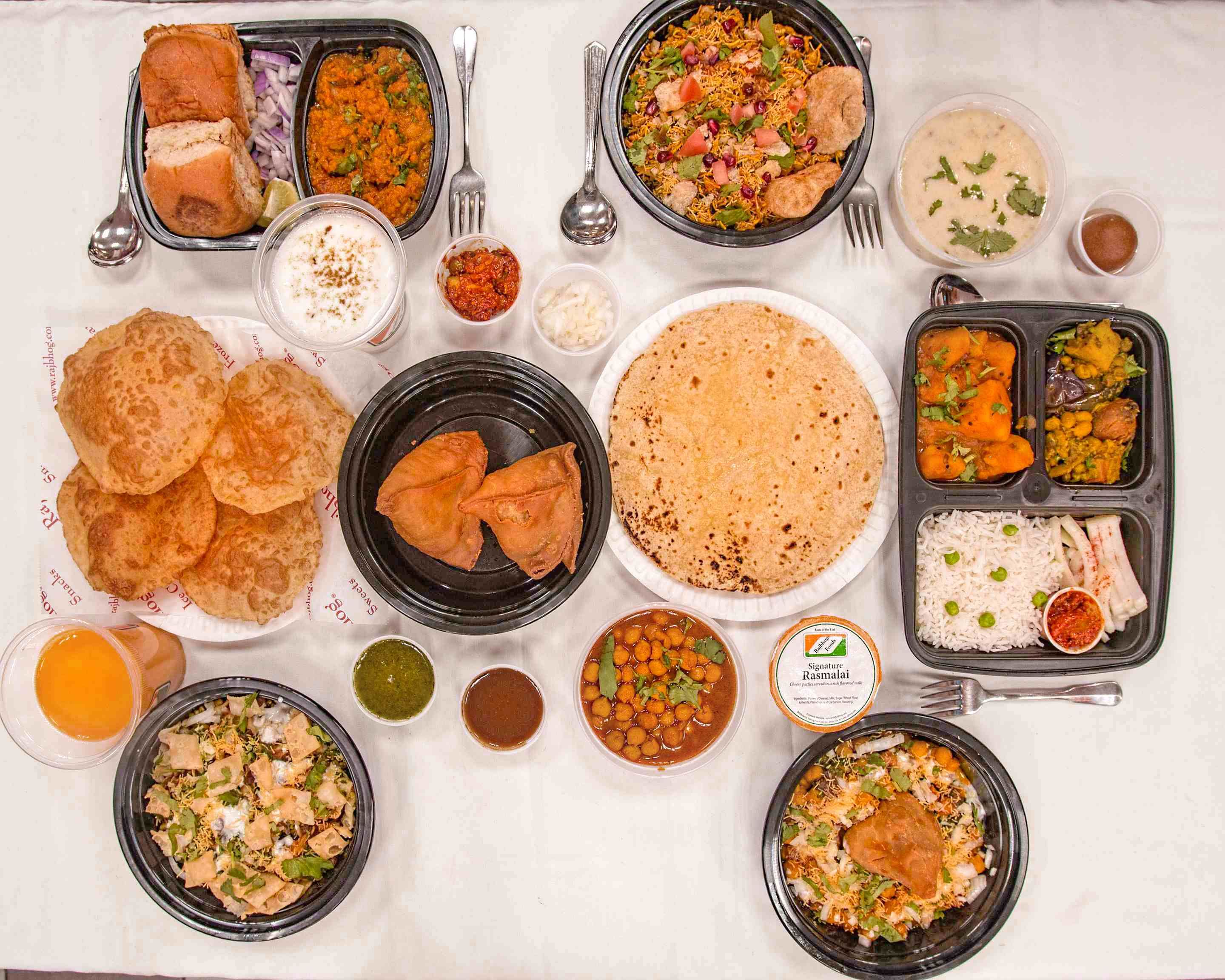 Rajbhog Sweets Delivery | Jersey City | Uber Eats