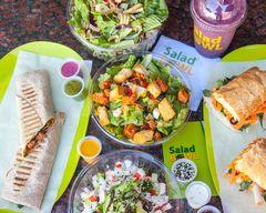 Salad Bowl La Paz