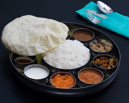 Thali Delivery