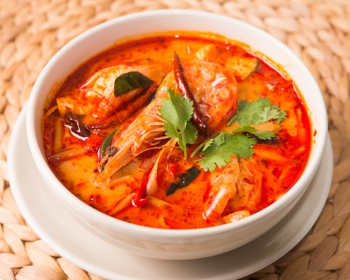 Tom Yum Delivery
