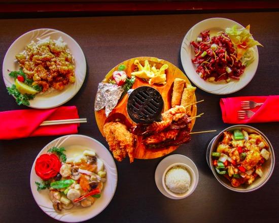 Chin's Szechwan Cuisine - Vista, CA