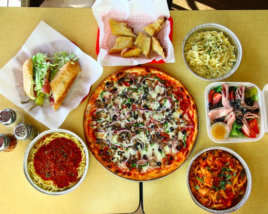 Little Italy Pizzeria & Pasta (Pacific Hwy)