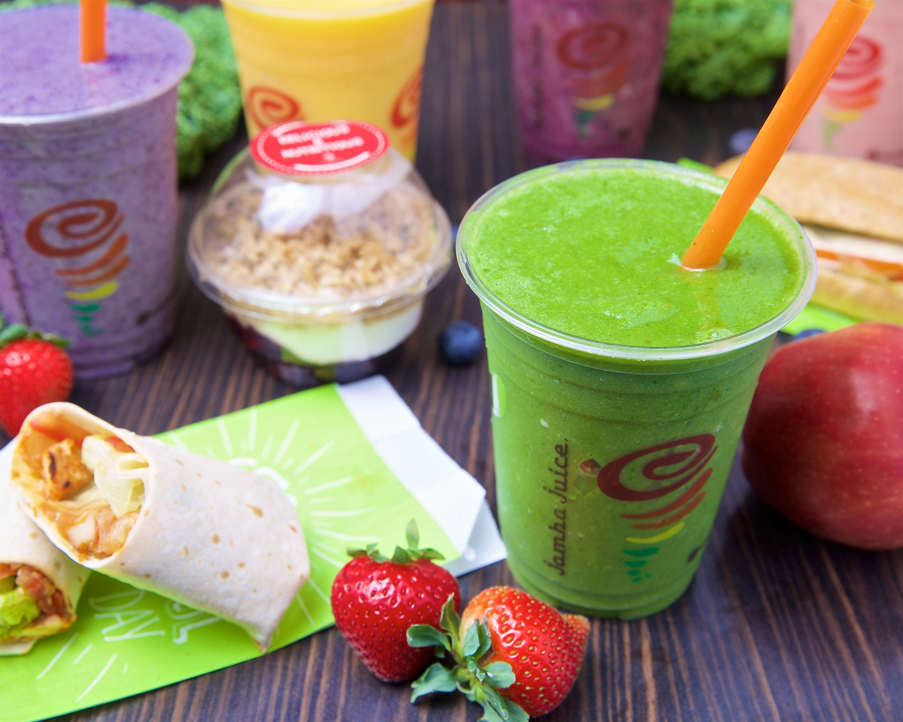 Jamba Juice (3305 West Central Ave, Unit A2-35)