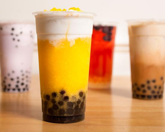 Bubble Tea Delivery