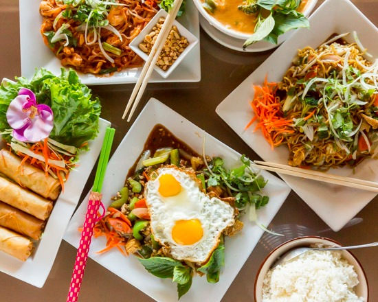 Papaya Thai (Broadway & McClintock)