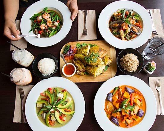 Pure Thai & Vegetarian Cuisine